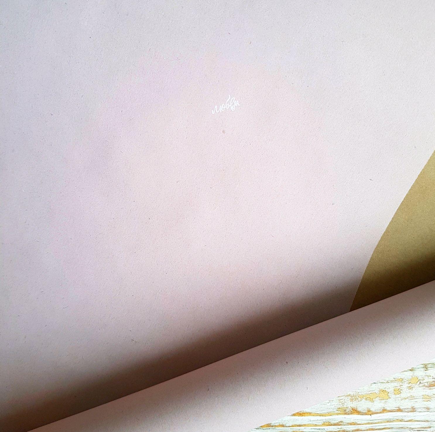 """Крафт-бумага в рулоне """"Розовый бриз"""", плотность 70 гр, Бумага, Москва,  Фото №1"""