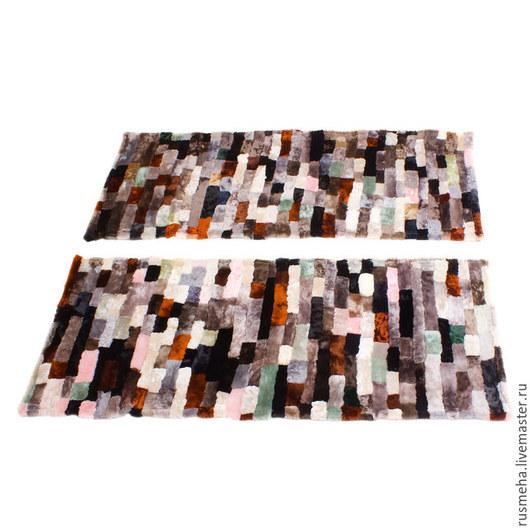 Текстиль, ковры ручной работы. Ярмарка Мастеров - ручная работа. Купить Коврики для спальной комнаты Код: 707. Handmade. Разноцветный