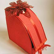 Подарки к праздникам ручной работы. Ярмарка Мастеров - ручная работа Набор чая Новый год. Handmade.