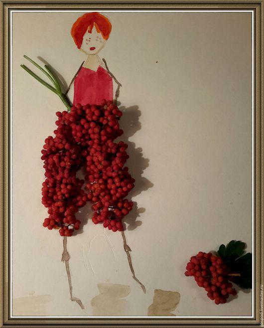 Картины цветов ручной работы. Ярмарка Мастеров - ручная работа. Купить Друг Вредины1 (оформление детской комнаты). Handmade. Белый