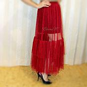 Одежда handmade. Livemaster - original item Skirts for adults. Handmade.