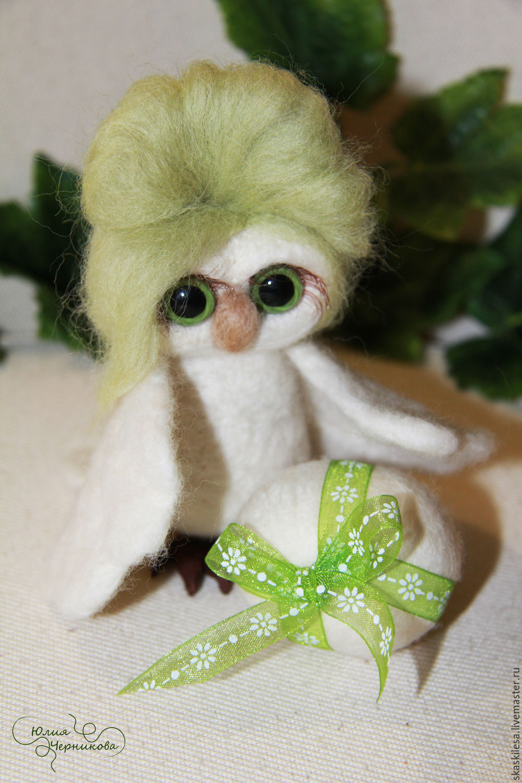 Owl polar, very gentle, Stuffed Toys, Novosibirsk,  Фото №1