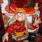 Куклы и игрушки ручной работы. Ярмарка Мастеров - ручная работа Веселушка -Ягушка. Handmade.
