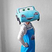 "Одежда handmade. Livemaster - original item Sally Carrera ""Cars"". Animator-actor suit. Handmade."