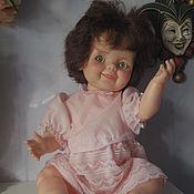 Винтаж ручной работы. Ярмарка Мастеров - ручная работа Американская винтажная кукла Baby Giggles (хихикающий ребенок). Handmade.