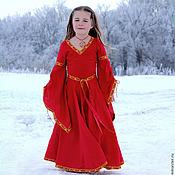 """Работы для детей, ручной работы. Ярмарка Мастеров - ручная работа Эльфийское платье """"Лал"""". Handmade."""
