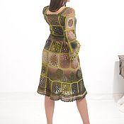 """Одежда ручной работы. Ярмарка Мастеров - ручная работа Платье """"Олива"""". Handmade."""