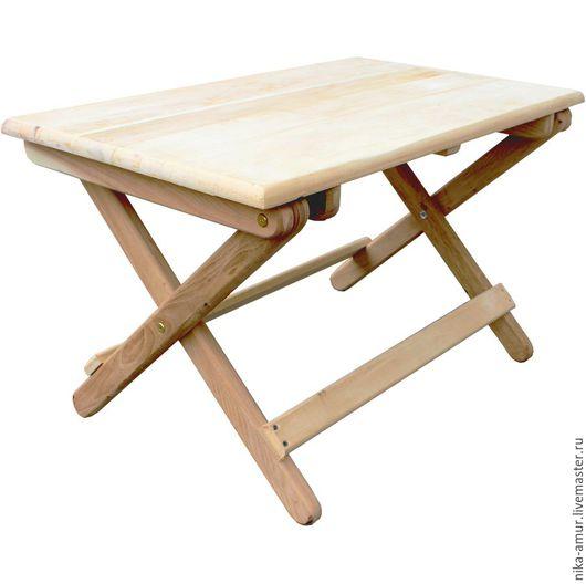 Экстерьер и дача ручной работы. Ярмарка Мастеров - ручная работа. Купить Стол складной деревянный. Handmade. Комбинированный, Стол из массива