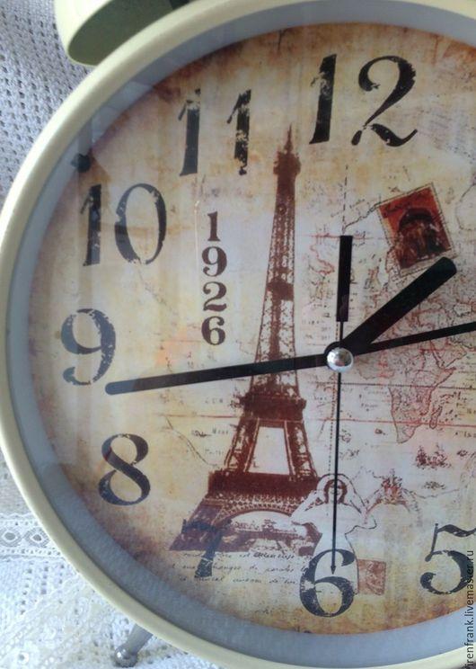 Часы для дома ручной работы. Ярмарка Мастеров - ручная работа. Купить Часы Исполнение желаний. Handmade. Часы, будильник