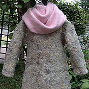 Одежда ручной работы. Ярмарка Мастеров - ручная работа Детское пальто из шерсти Каракульча. Handmade.