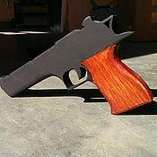 Куклы и игрушки ручной работы. Ярмарка Мастеров - ручная работа Пистолет игрушка. Handmade.