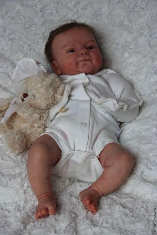 Куклы-младенцы и reborn ручной работы. Ярмарка Мастеров - ручная работа. Купить Coco-Malu от Elisa Marx. Handmade. Комбинированный