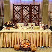Свадебный салон ручной работы. Ярмарка Мастеров - ручная работа Свадебное оформление в осеннем стиле. Handmade.