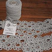 Аксессуары handmade. Livemaster - original item Linen belt. Handmade.