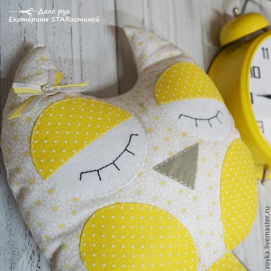 Детская ручной работы. Ярмарка Мастеров - ручная работа. Купить СПЛЮШКА. Handmade. Желтый, игрушка для детей, яркий подарок