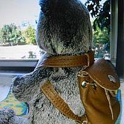 Куклы и игрушки handmade. Livemaster - original item bag-backpack for dolls of tildes, to bears, to cats. Handmade.