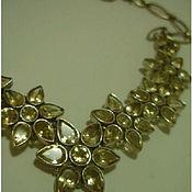 Украшения handmade. Livemaster - original item Necklace: Lemon Citrine necklace of high quality. silver. Handmade.