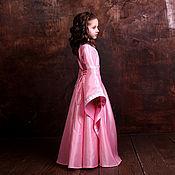 """Работы для детей, ручной работы. Ярмарка Мастеров - ручная работа Эльфийское платье """"Розовый кварц"""". Handmade."""