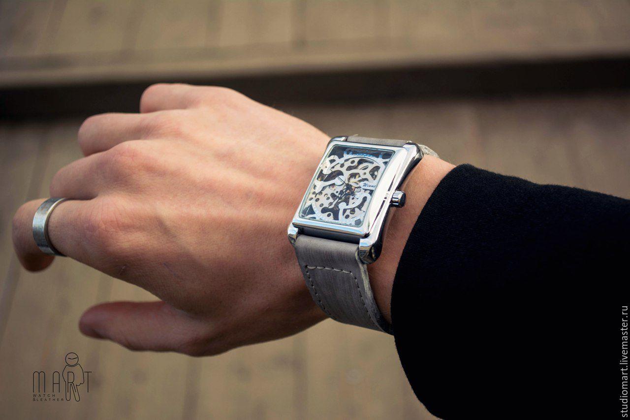 Часы наручные прямоугольные что купить в токио часы