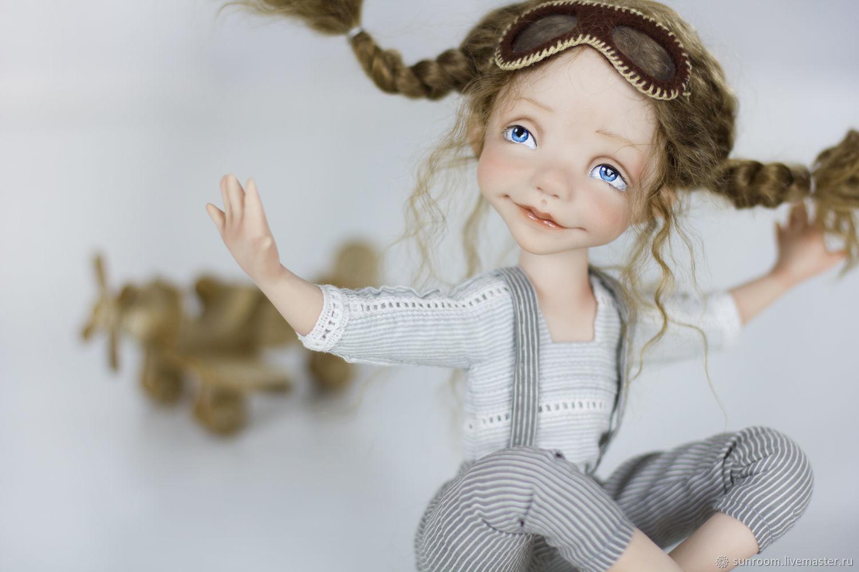 Выше Неба - Коллекционная Кукла, Куклы, Киев, Фото №1