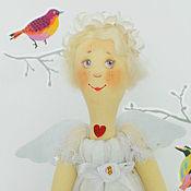 Куклы и игрушки ручной работы. Ярмарка Мастеров - ручная работа Таша. Звездный Ангелы. Handmade.