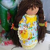 Куклы и игрушки ручной работы. Ярмарка Мастеров - ручная работа вальдорфская кукла Софочка. Handmade.