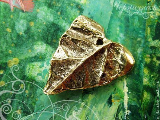 Для украшений ручной работы. Ярмарка Мастеров - ручная работа. Купить Дети природы 0529-150 (1) ЛАТУНЬ. Handmade.