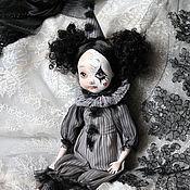 Куклы и игрушки ручной работы. Ярмарка Мастеров - ручная работа Пьеретта. Handmade.