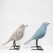Для дома и интерьера handmade. Livemaster - original item Bird