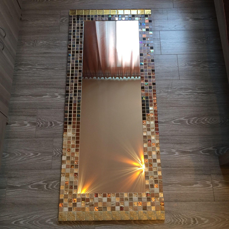 Обрамление зеркал своими руками фото