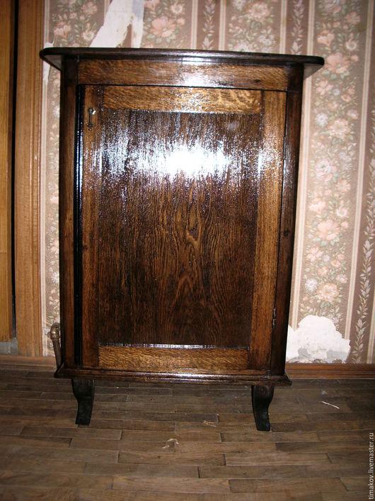 Мебель ручной работы. Ярмарка Мастеров - ручная работа. Купить старинная тумбочка. Handmade. Старинная мебель, антикварная мебель