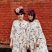 Одежда ручной работы. Ярмарка Мастеров - ручная работа контурные розы. Handmade.