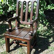Для дома и интерьера ручной работы. Ярмарка Мастеров - ручная работа Кресло садовое. Handmade.