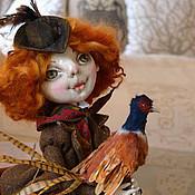 Куклы и игрушки ручной работы. Ярмарка Мастеров - ручная работа каждый охотник желает знать.... Handmade.