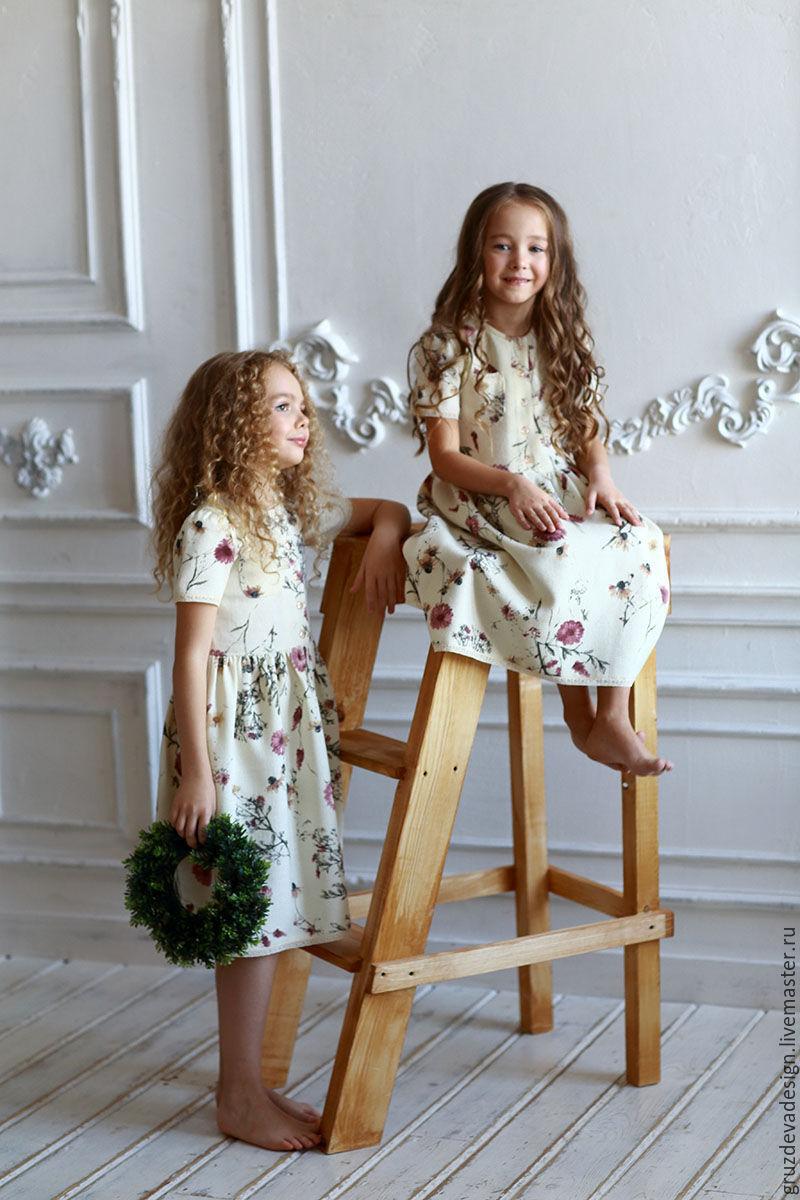 Детское платье софия