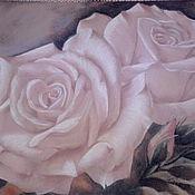 Для дома и интерьера ручной работы. Ярмарка Мастеров - ручная работа Роза-королева цветов. Handmade.