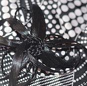 Свадебный салон ручной работы. Ярмарка Мастеров - ручная работа Цветок для волос. Handmade.