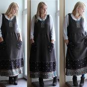 Одежда handmade. Livemaster - original item Cozy. Handmade.