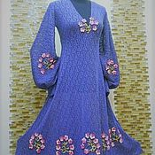 """Одежда ручной работы. Ярмарка Мастеров - ручная работа Авторское платье """"Цветение сакуры"""". Handmade."""