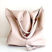 Сумки и аксессуары handmade. Livemaster - original item Ashes of roses satchel Bag medium bag shopper shopping Bag t shirt Bag hobo. Handmade.