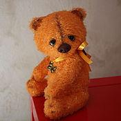 """Куклы и игрушки ручной работы. Ярмарка Мастеров - ручная работа Вязаный медвежонок """"Фокси"""". Handmade."""