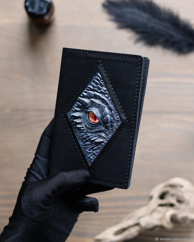 "Обложка для паспорта ""Дракон"", Обложки, Зеленоград,  Фото №1"