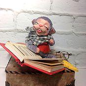 Куклы и игрушки ручной работы. Ярмарка Мастеров - ручная работа Подари мне улыбку!. Handmade.