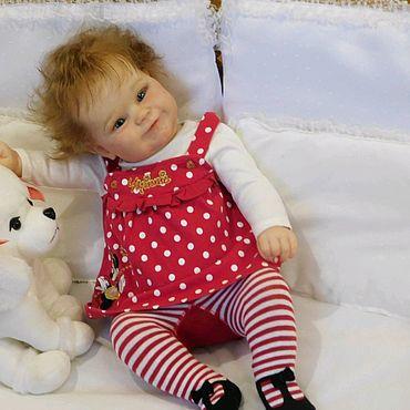 Куклы и игрушки ручной работы. Ярмарка Мастеров - ручная работа Reborn Meddi. Handmade.