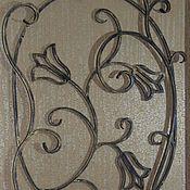 Картины и панно handmade. Livemaster - original item Wrought iron wall panels. Handmade.