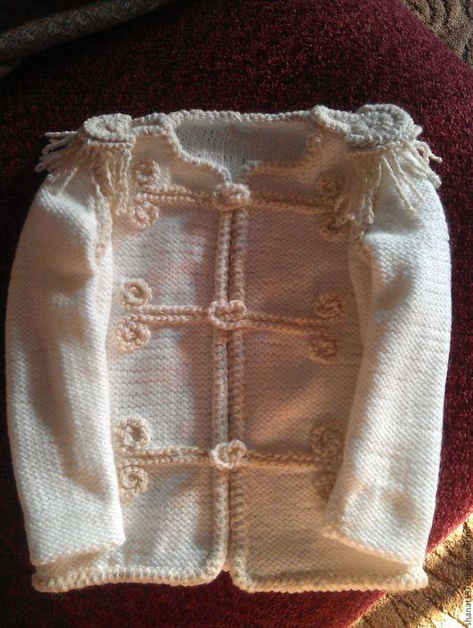 """Одежда для мальчиков, ручной работы. Ярмарка Мастеров - ручная работа. Купить Жакет """"Юный гусар"""". Handmade. Мундир"""