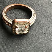 Винтаж handmade. Livemaster - original item Ring