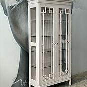 Для дома и интерьера handmade. Livemaster - original item SAVAGE display Cabinet. Handmade.