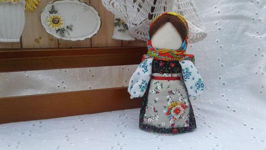 Народные куклы ручной работы. Ярмарка Мастеров - ручная работа. Купить Столбушечка. Handmade. Народная кукла, народный стиль