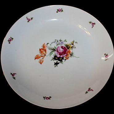 Vintage. Livemaster - original item Serving dish